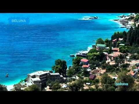 La riviera albanese - Dhermi beach