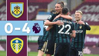 Burnley 0-4 Leeds United Pekan 36