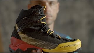 Aequilibrium ST GTX   Tech Video by La Sportiva