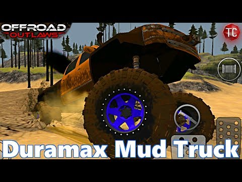 Off-Road Outlaws: DURAMAX MUD TRUCK BUILD