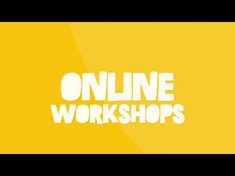 Free Online Creative Workshops for over 50s