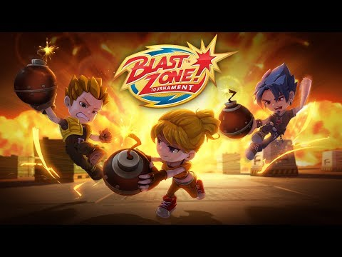 Blast Zone! Tournament Trailer thumbnail