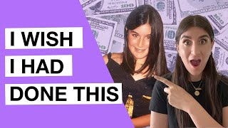 HOW TO INVEST YOUR BAT MITZVAH MONEY
