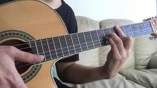 Como tocar Un Millón Como Tú (guitarra) Lasso , Cami