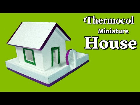 Thermocol Model at Best Price in India