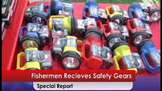 Fishermen Recieves Fishing  Gears  Special Report