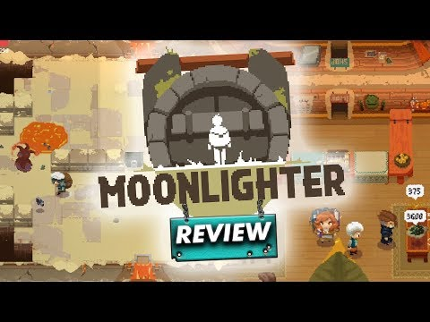 Moonlighter: REVIEW (Pummel, Plunder, Price, Profit!) video thumbnail