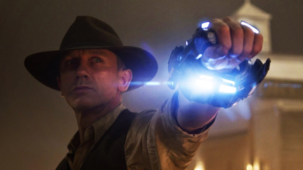 Movie Trailer:  Cowboys & Aliens (2011)