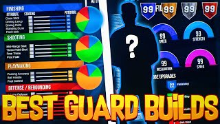 THESE BUILDS ARE DOMINATING NBA 2K20 - BEST GUARD BUILDS FOR ALL ARCHETYPES! BEST BUILDS & BADGES