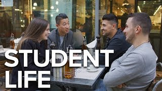 Gambar cover Student life at the University of Surrey