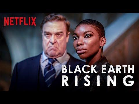 Black Earth Rising Trailer