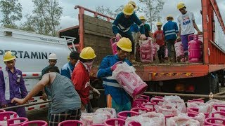 Pemulihan Bahan Bakar Minyak di Sulawesi Tengah, Dinilai Cepat