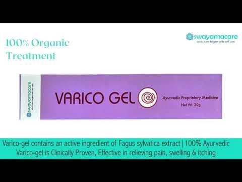 Medicină în vene varicoase de venele adânci