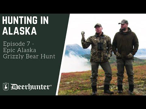 Hunting in Alaska
