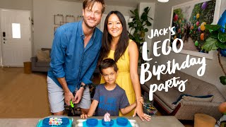 Everything Was Awesome! Jacks Lego Birthday Party