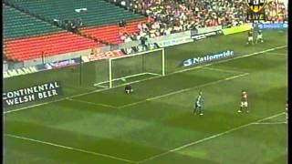2006 (October 7) Wales 1-Slovakia 5 (EC Qualifier).mpg