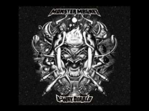 Solid Gold - Monster Magnet - 4-Way Diablo