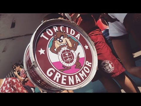 """GRENAMOR - Músicas (44 minutos)"" Barra: Grenamor • Club: Desportiva Ferroviária"