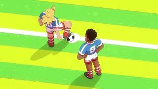 VideoImage1 Golazo! Soccer League