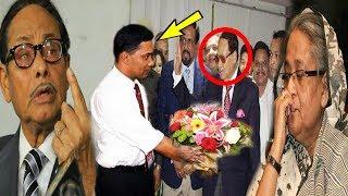 এ কি ! সিঙ্গাপুরে গিয়ে কি বোমা ফাটাতে যাচ্ছেন এরশাদ । bd politics news । bangla viral news