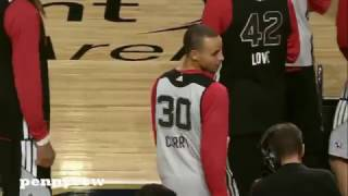 Stephen Curry TOP 10 half court shot of ALL TIME
