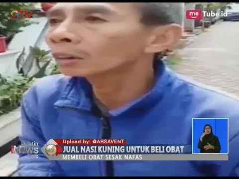 Viral Video Bapak Tua Sesak Nafas Jual Nasi Kuning Demi Beli Obat - BIS 22/02