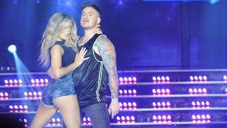 Fede Bal y Laurita brillaron con un reggaetón bien caliente