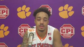 TigerNet.com - Marcquise Reed  post Wake Forest