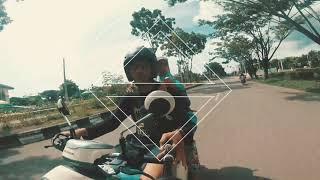 preview picture of video 'Q-time (taman wisata permandian radda)kota belopa'