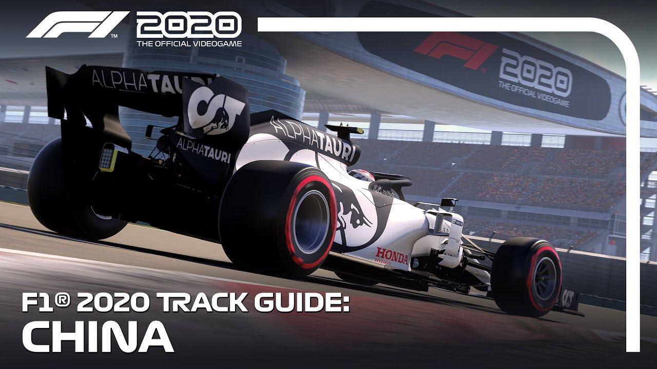 F1 2020 Track Guide: Shanghai International Circuit