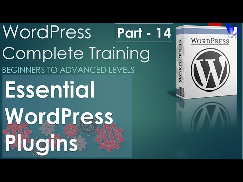 WordPress Complete Training | Part 14 - Essential WordPress ...