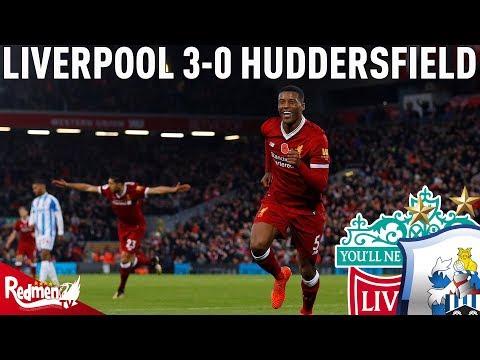 Liverpool v Huddersfield 3-0   Instagram Story Of The Match