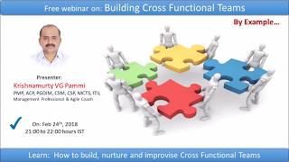 Building Cross Functional Teams