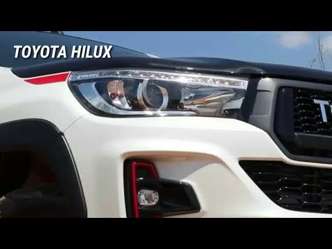 Nova Toyota Hilux GRS 2020! Veja os detalhes! Motor 2.8 turbo diesel...