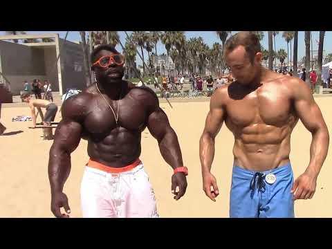 Bajheera - 6 Year Natural Bodybuilding Transformation - Musclemania Physique Pro Jackson Bliton