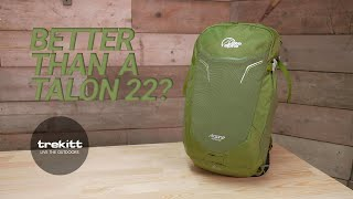Inside Look: Lowe Alpine AirZone Active 22