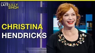 Christina Hendricks On Voicing A Toy Story Character