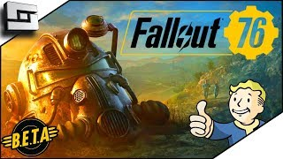 Hotmess Is Born - Let's Play Fallout 76 Beta Gameplay Ep 1 / Part 1