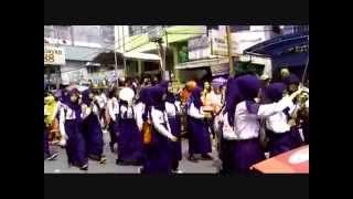 preview picture of video 'Karnaval 17 Agustus Kota Samarinda'