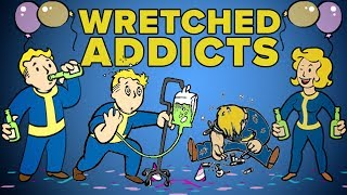 Most Wretched Addicts in Fallout