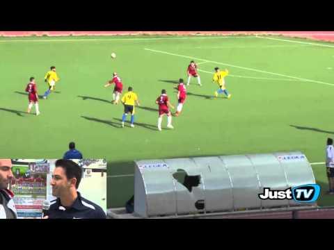 immagine di anteprima del video: PUGLIA SPORT LATERZA-GINOSA 3-1 Dopo un'ora di equilibrio un autogol di Montelli apre la strada al Laterza