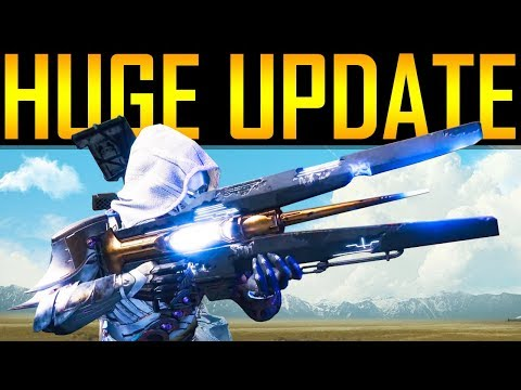 Destiny 2 - THE HUGE SHADOWKEEP VIDEO!