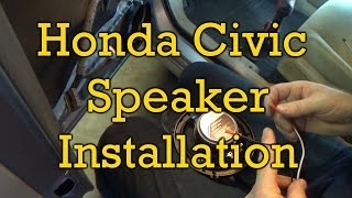 Third brake light bulb replacement on honda civic 2006 2007 2008 honda civic speaker installation 2006 2006 2011 similar fandeluxe Gallery