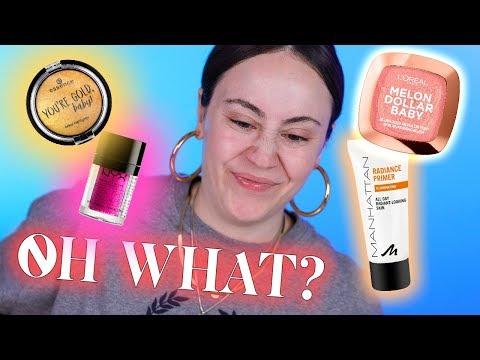 Arrghh, wtf essence? 🥴Full Face Makeup nur mit Drogerie Neuheiten 2019 Hatice Schmidt