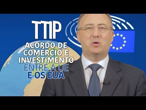 Minuto Europeu nº 61 - TTIP