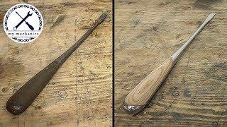 Отвертка-старожил из 1930-х годов – идеальная реставрация