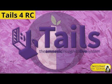 Tails 4.0 Based on Debian
