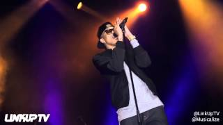August Alsina performs Make It Home & Downtown at Musicalize, LONDON 2014 | Link Up TV