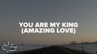 You Are My King (Amazing Love) | Maranatha! Music (Lyric Video)