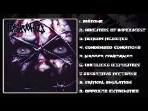 Disavowed - Perceptive Deception (FULL ALBUM/HD) [Unique Leader Records]